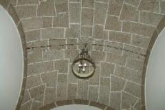 Bóveda del baptisterio