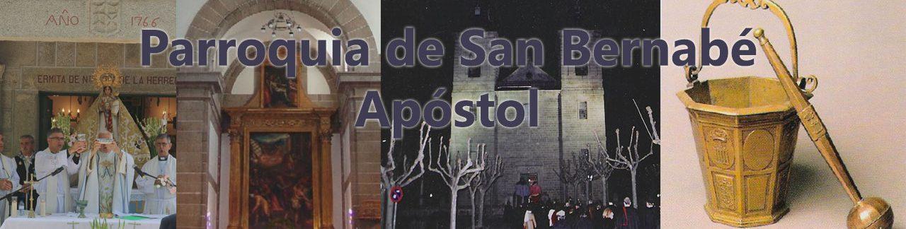 Parroquia de San Bernabé apóstol